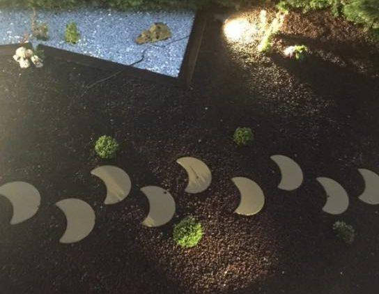decoracion de jardines minimalistas