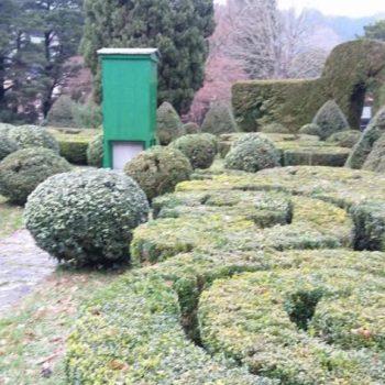 diseño de jardines clasicos