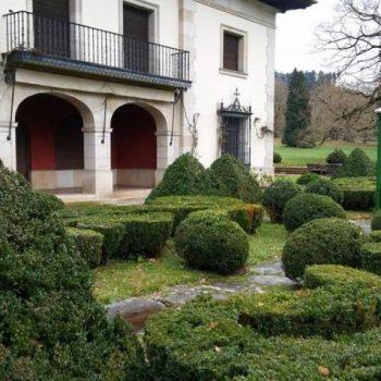 diseño de jardin clasico