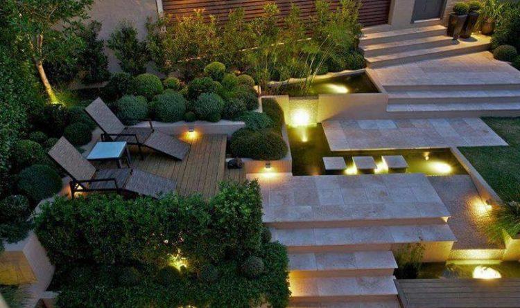 Diseno De Jardin Minimalista En Bizkaia Jardineria Loiu - Jardin-minimalista