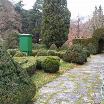 diseño jardines clasicos bizkaia