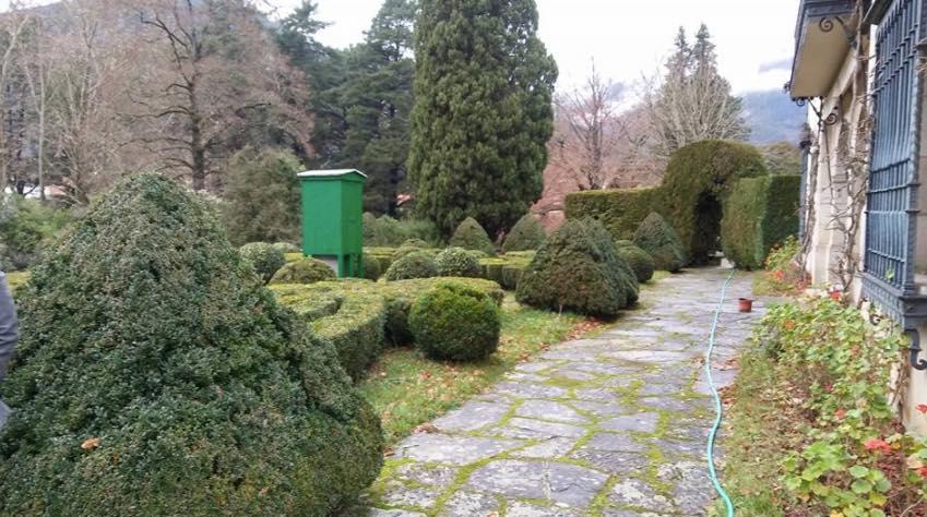 Dise o de jardines clasicos casa dise o casa dise o for Diseno de jardines lima