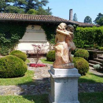 rediseño jardin clasico