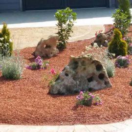 jardin minimalista diseño de jardines