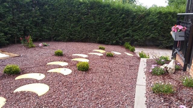 jardin minimalista presupuesto bizkaia