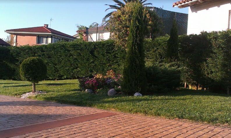 Dise o de jard n en gamiz fika bizkaia jardineria loiu for Creacion de jardines