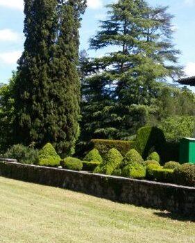 jardin clasico en bizcaya