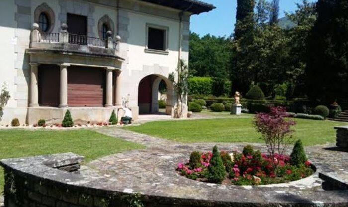 jardines clasicos diseño bizkaia