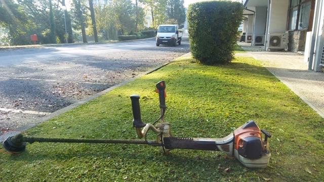 mantenimiento de jardin en vizcaya