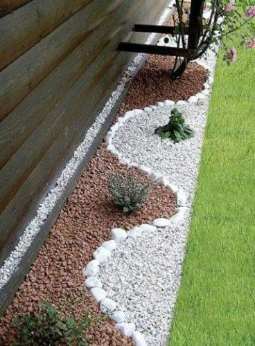 Jardines de grava una tendencia en alza en dise o de jardines for Grava de colores para jardin