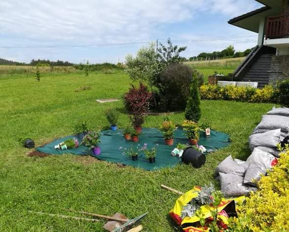 plantacion centro de jardin bizkaia