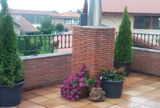 decoracion de terraza bizkaia