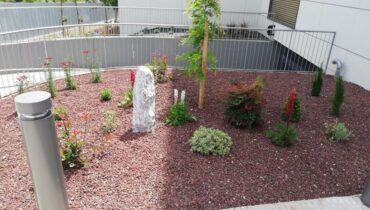 Mejora Jardin Taludes En Urbanizacion en Algorta