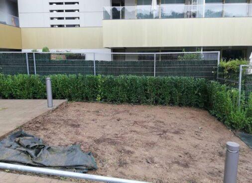 trabajo mejora jardin bilbao